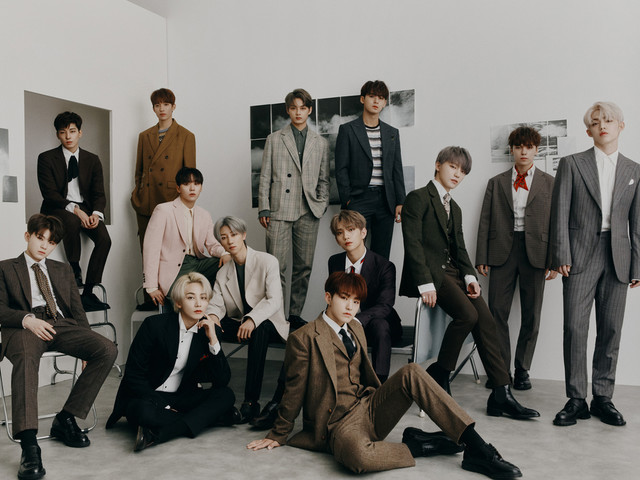 K-pop band Seventeen is coming to Houston