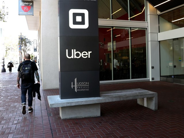 Uber reports $1.2 billion loss nearly six months after going public