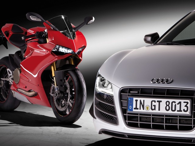 Audi No Longer Plans to Sell Ducati