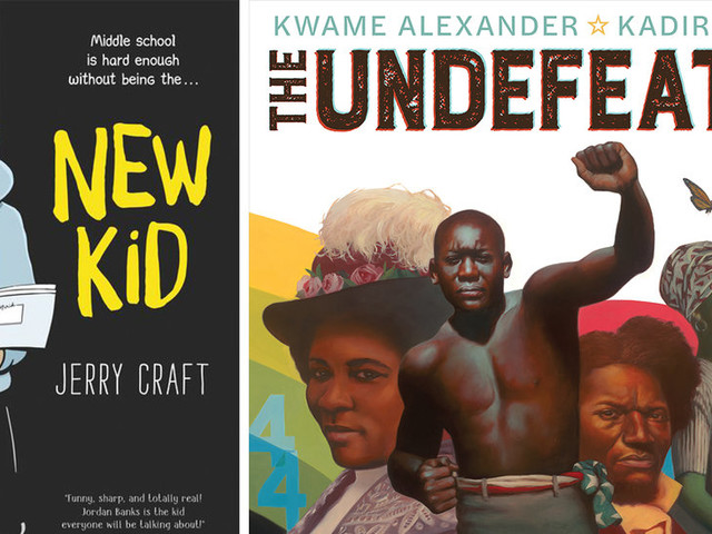 Graphic Novel Wins Newbery Medal for the First Time