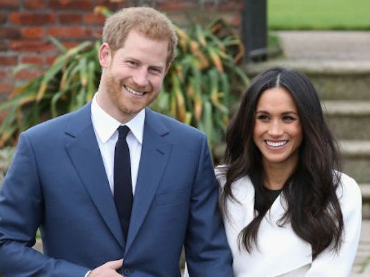 Prince Harry and Meghan Markle just announced they're taking a 'step back' from the royal family after months of rumors