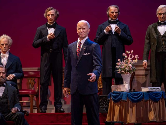 Hall of Presidents Attraction Gets Reopening Month