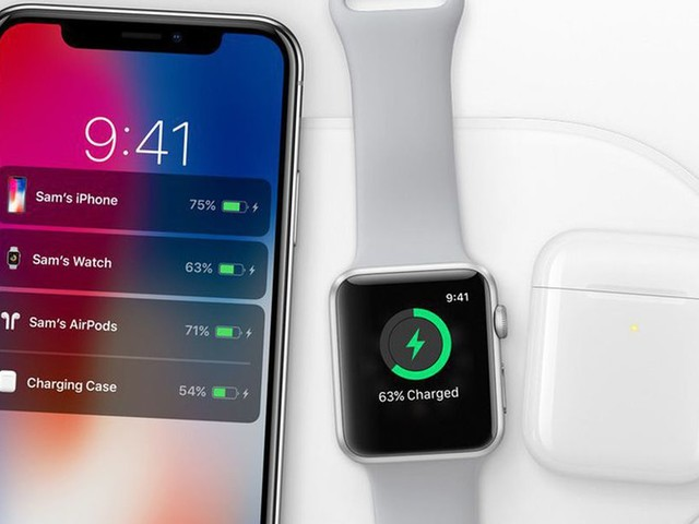 Rumors are swirling about Apple's AirPower wireless charging again