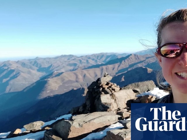 Esther Dingley: mother of missing British hiker 'distraught'
