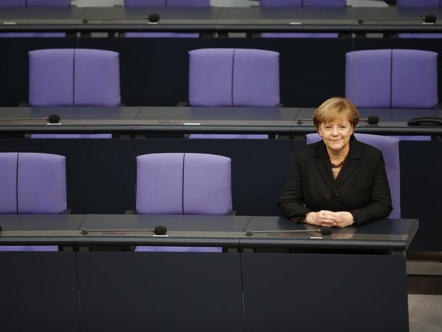 No honeymoon: US relations, EU future challenge Merkel