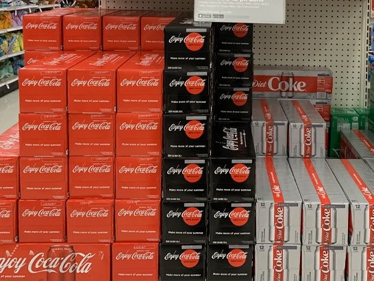 Coca-Cola 12-Packs for ONLY $3 at Target (That's 25¢ per Can) – Today Only!