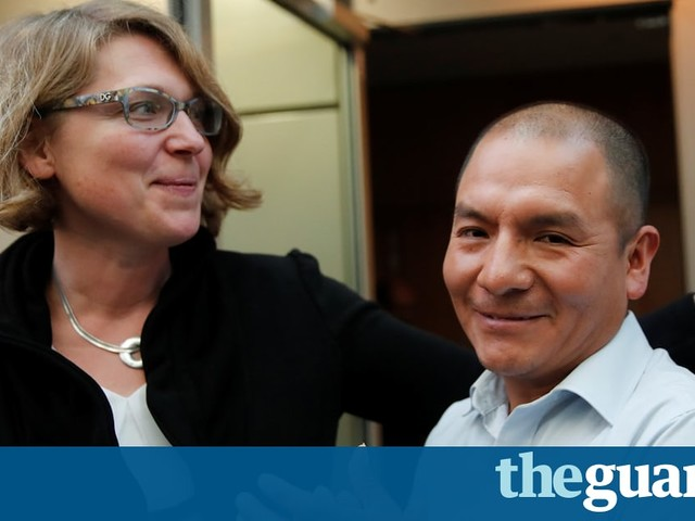 Peruvian farmer sues German energy giant for contributing to climate change
