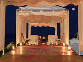 New Moonlight Massage for Couples Available Open Air and Oceanfront at...