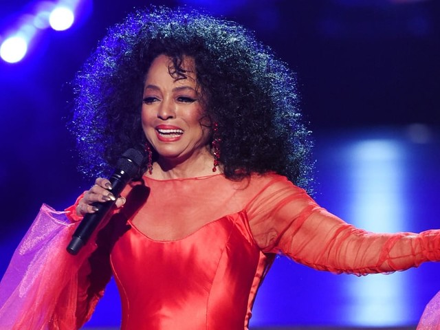 Diana Ross's Breathtaking Performance Proves She Is, and Always Will Be, a Legend