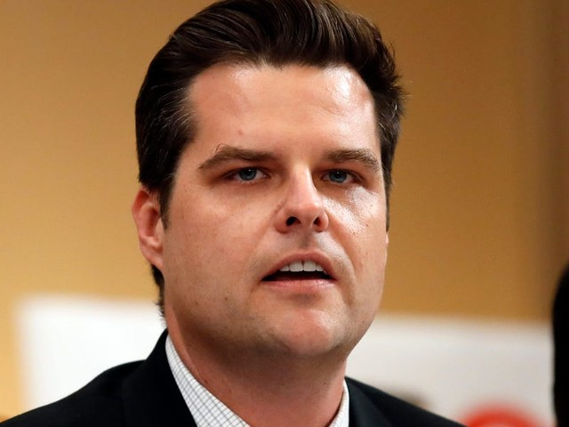 GOP Rep. Matt Gaetz said Tucker Carlson is correct about white nationalist 'replacement' conspiracy theory and called ADL racist