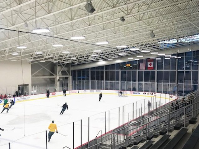 NHL looking to open team facilities to players soon