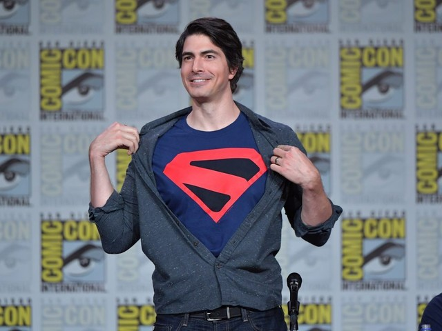'I Feel At Peace With The Whole Thing': Brandon Routh On 'DC's Legends Of Tomorrow' & Playing Superman Again
