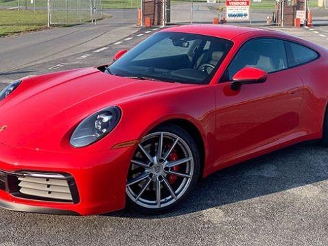Road Tests: 2020 Porsche 911 Carrera S