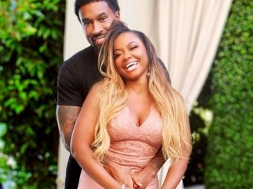 Phaedra Parks Is All Boo'd Up With Her New Man Medina Islam – Find Out Which 'RHOA' Star He Use To Date