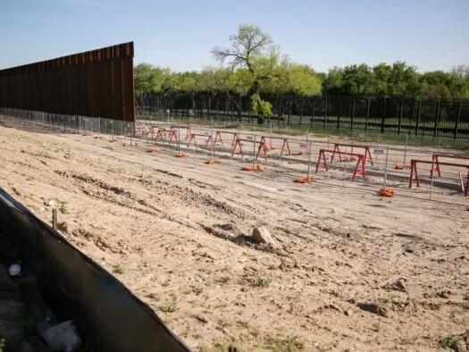 Biden Administration Spending $3 Million A Day To Suspend Border Wall Construction: Senate Report