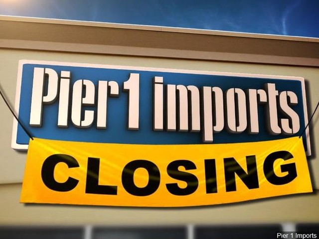Pier 1 Files For Bankruptcy After Last-Ditch Effort To Cut Costs Fails