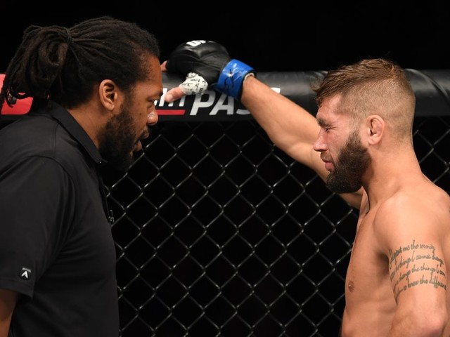 UFC Mexico results: Rodriguez-Stephens ends in 15-second NC