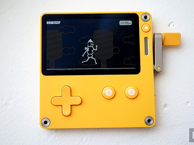 Panic's Playdate handheld will be available for pre-order on July 29th
