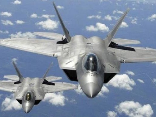 US Air Force To Launch Operation Pacific Iron 2021 In July, Including Large Fleet Of F-22 Raptors