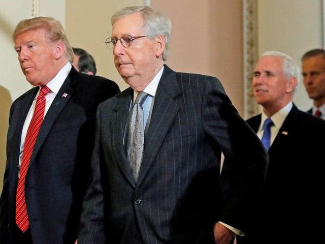Trump's handling of the pandemic and the economic crisis are endangering the GOP's Senate majority