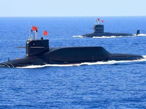 "Pentagon Warns Of Chinese Nuclear Subs Expanding Into Arctic Via ""Polar Silk Road"""