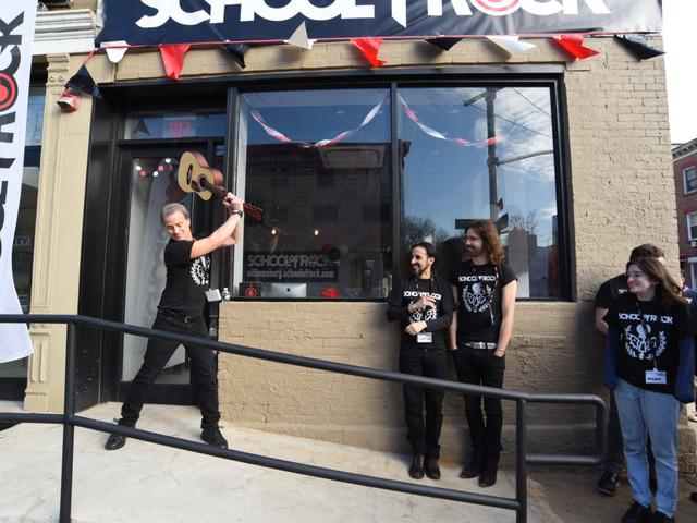 Kid rock: Music school opens Williamsburg outpost