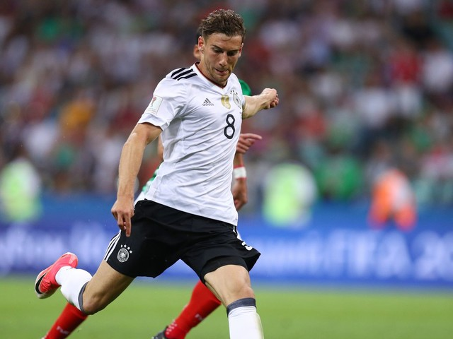 Confederations Cup 2017: Leon Goretzka stole the show for Germany against Mexico