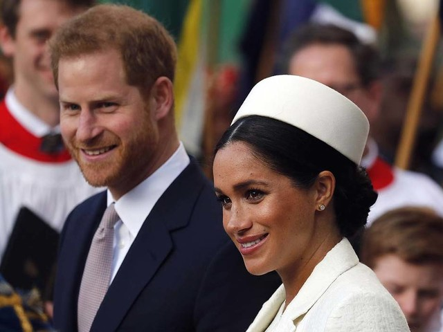 Harry, Meghan to give up 'highness' titles, quit royal jobs