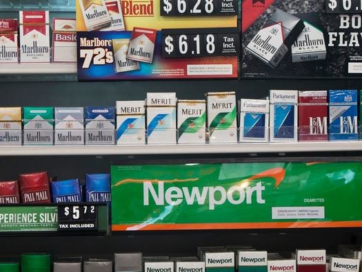 Biden Considering Rule To Cut Nicotine In Cigs; Tobacco Stocks Tumble