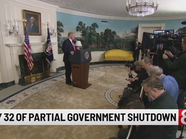 Trump's proposal to break budget deadlock falls flat