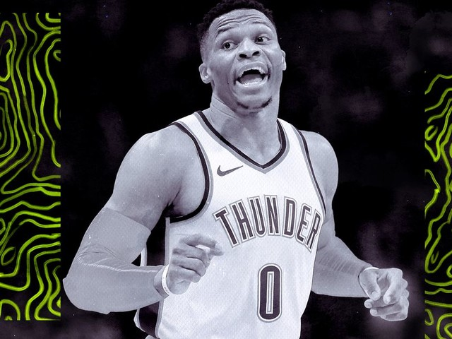 The Rockets' system can actually get the best out of Russell Westbrook