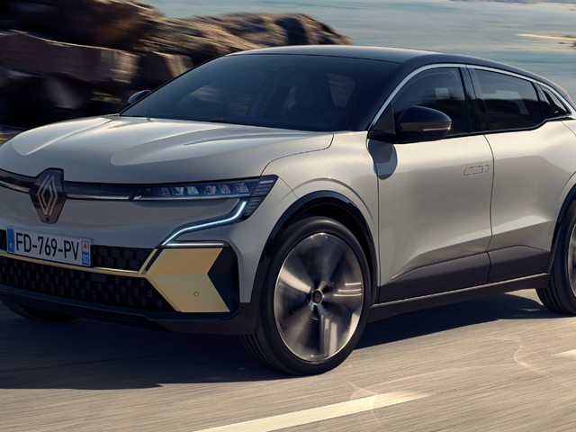 Electrification Ushers In A New Era Of Design For Renault