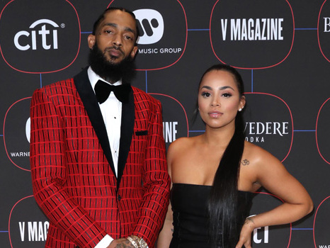 Lauren London Mourns Nipsey Hussle 1 Year After His Death: I'd 'Give Anything To See You Again'