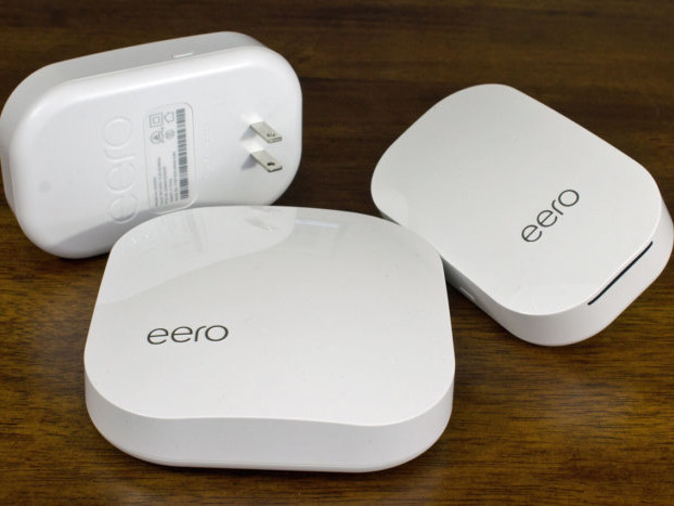 Eero's mesh Wi-Fi router system is $100 off today