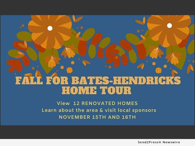 Announcing the inaugural 'Fall' for Bates-Hendricks Home Tour 2019!