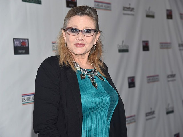 Coroner: Carrie Fisher had cocaine, heroin, and ecstasy in system