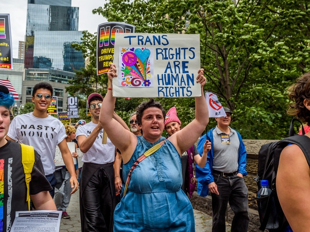 Judge Denies Trump Admin's Request To Delay Trans Enlistment In Military