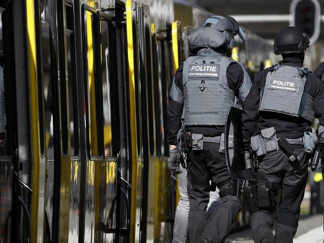 Suspect Captured In Dutch Tram Shooting That Left At Least 3 Dead