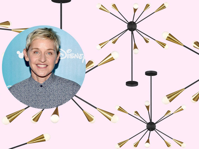 Ellen DeGeneres Just Launched A Collection Of Lights