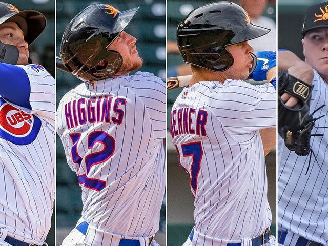 Cubs prospects dominate in 18-run day in AFL