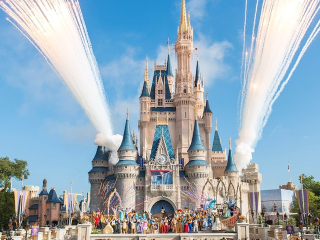Disney, Universal and theme parks across the USA consider their reopening options