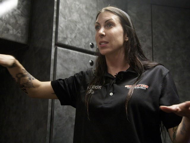 Alexis DeJoria to retire from NHRA racing at end of season