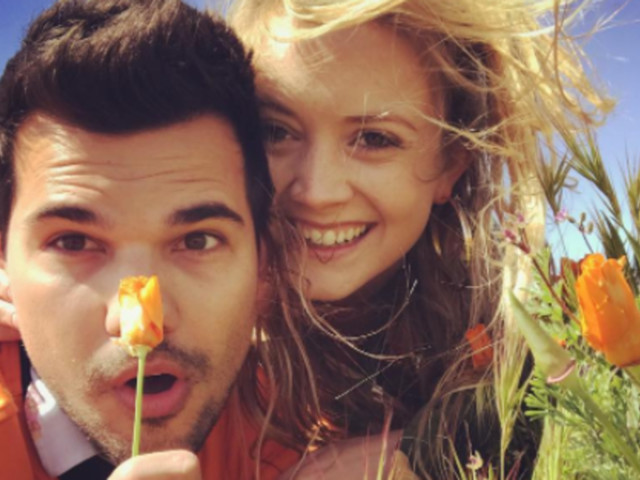 Taylor Lautner Has Been 'Like A Husband' To Girlfriend Billie Lourd