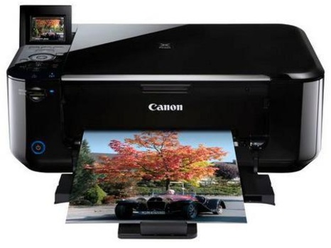 Canon In Trouble After Disabling Scanner When Printer Runs Out Of Ink