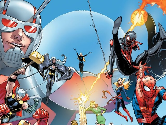 MARVEL'S 80th ANNIVERSARY CELEBRATION CONTINUES THIS SUMMER!