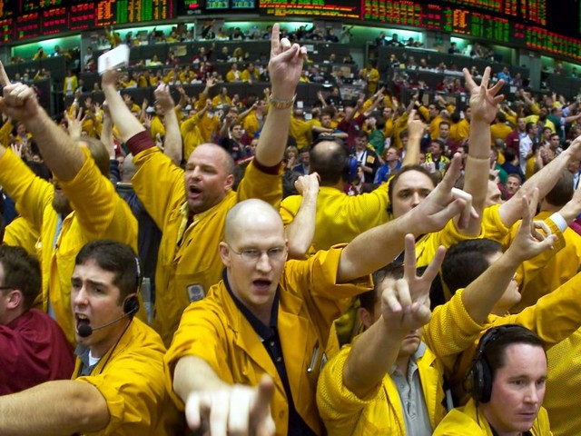 Big money investors haven't been this fired up about stocks since before the financial crisis
