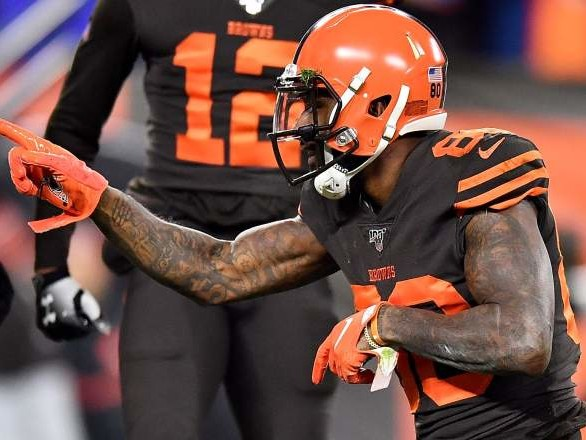 Browns Star Sparks Rivalry With Steelers With Pregame Statement