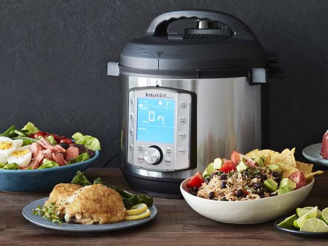 The ultimate Instant Pot accessory set is down to $16 right now for Cyber Monday