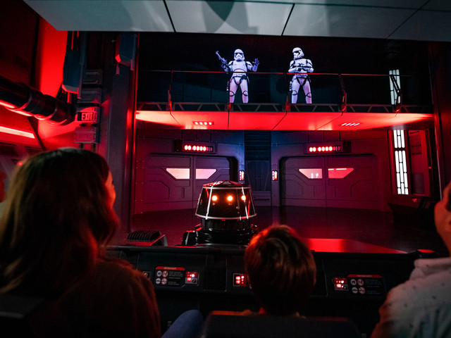 'Rise Of The Resistance' Ride Opens At Disneyland Friday