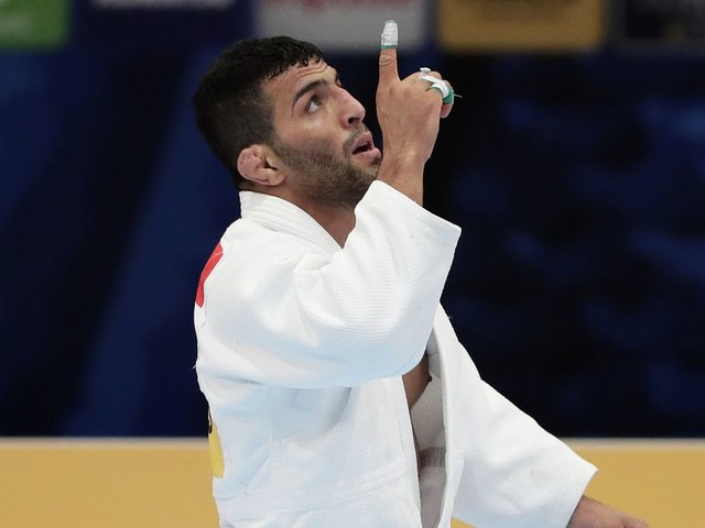 Iranian judoka afraid to go home after refusing to quit at World Championships
